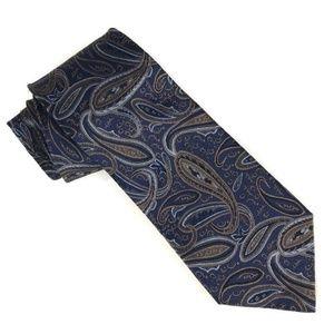 Nautica Paisley Silk Tie